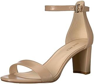 Nine West Women's Pruce Suede Heeled Sandal