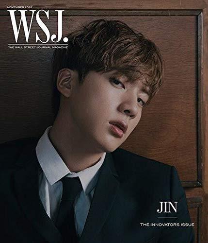 【当店追加特典】BTS(防弾少年団) - The Wall Street Journal USA(月間)2020年11月BTSカバー【Jin VER】/雑誌
