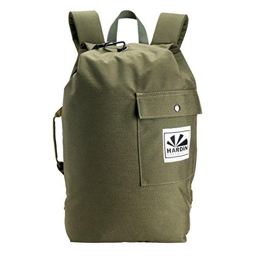 21L Rucksack Duffel Backpack MADE IN USA...
