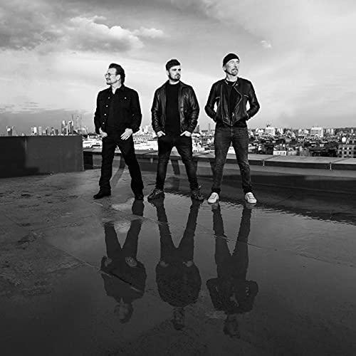 Martin Garrix feat. Bono & The Edge