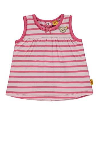 Steiff Baby-Mädchen Tunika o. Arm Kleid, Mehrfarbig (Y/D Stripe|Multicolored 0001), 92