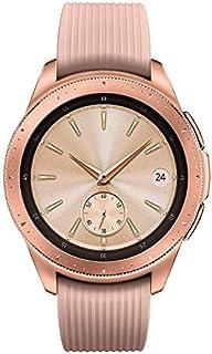 Samsung Galaxy Watch (42mm) Rose Gold (Bluetooth), SM-R810NZDAXAR US Version with Warranty (Renewed)