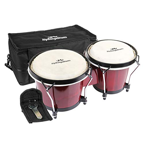 Metal Bongos Drum Stand Rack For Drum Set Players Musical Performance Gift
