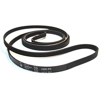 Antriebsriemen f/ür DC Servo PS 17 Plattenspieler Hitachi Flachriemen Belt