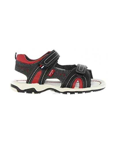 Sandales pour Garçon Levis VMIA0001S Miami 0003 Black Taille 34 EU