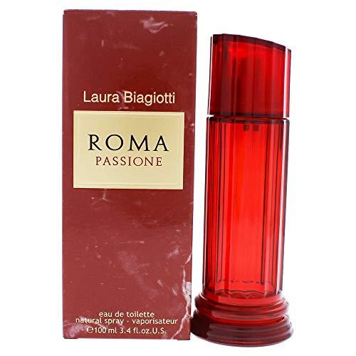 Laura Biagiotti Passione femme/woman, Eau de Toilette Spray, 100 g