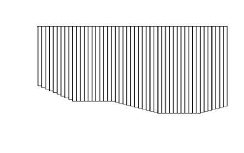 お風呂のふた トクラス (旧ヤマハ) 51L ( 品番 )BFPFTAA130A1 (代替品61L GB10010705 )巻きフタ 風呂ふた 巻きふた