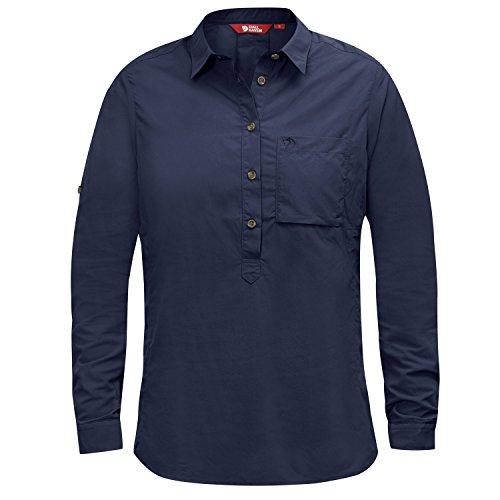 FJÄLLRÄVEN T-Shirt High Coast LS W Chemise à Manches Longues XS Bleu Marine
