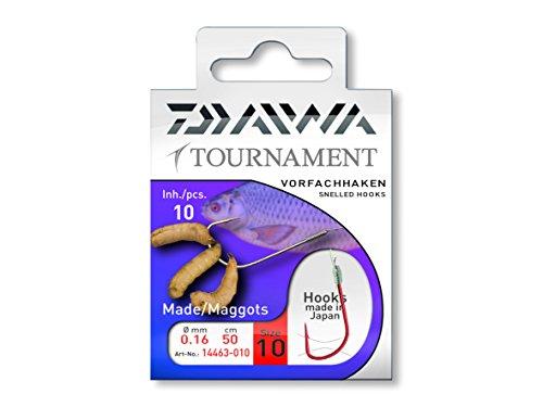 DAIWA TOURNAMENT Madenhaken Gr.12