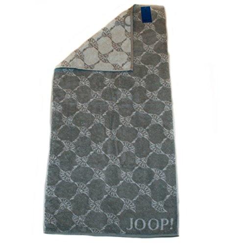 Joop! 1611 Black & White Cornflower Handtuch 50 x 100 cm 3er Set