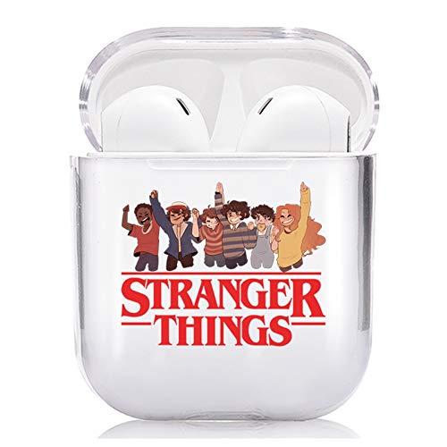 Stranger Things TV Series Clear Air POD Pro Pro Case AURÍ