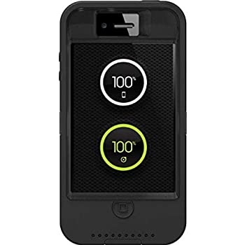 OtterBox Defender ION Series Battery Case for iPhone 4/4S - Graphite
