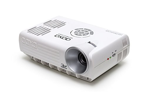 AAXA M4 Mobile LED Projector with 90 Minute Battery Life, WXGA 1280x800 Resolution, 800 Lumens, DTV Onboard, 20,000 Hour LED Photo #3