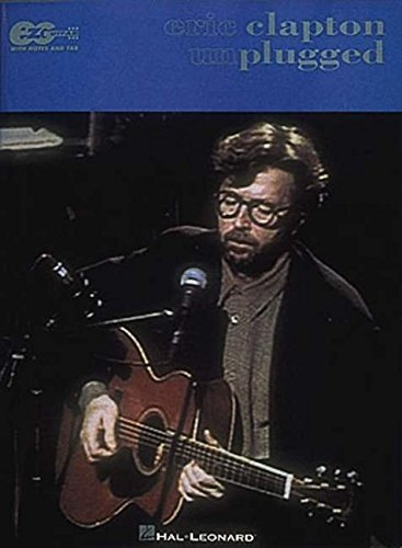 Partition : Eric Clapton Unplugged Easy Guitar Tab