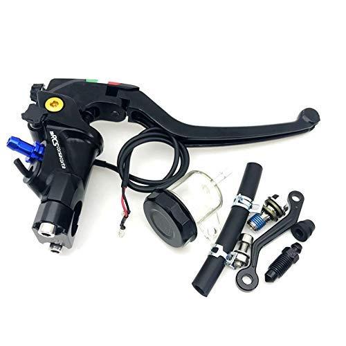 JIEWEI Premium-Qualität CNC 19 RCS Motorrad Hauptbremszylinder Kabelkupplung Radial...
