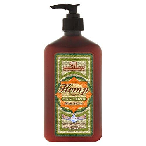 Malibu-Hemp-MOISTURIZER Body Lotion-for dry skin 18 fl oz. by Cydraend