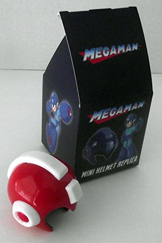 Megaman Mini Helmet Replica (Rush Red) - Loot Crate Exclusive