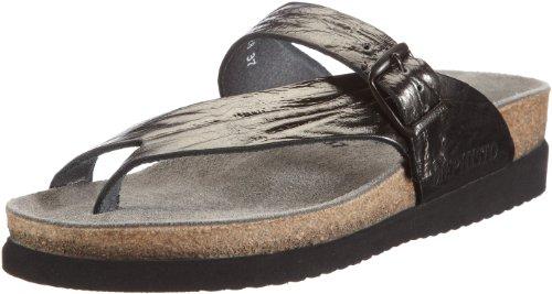 Mephisto Helen Etna Ladies Sandal Grey Metallic UK5.5 EU38 US8