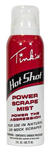 TINK'S Can Only Hot Shot Power Scrape Starter Mist
