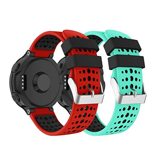 Yayuu Compatible Correa Reloj Garmin Forerunner
