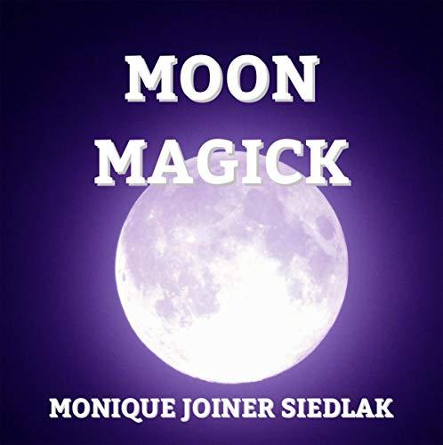 Moon Magick audiobook cover art