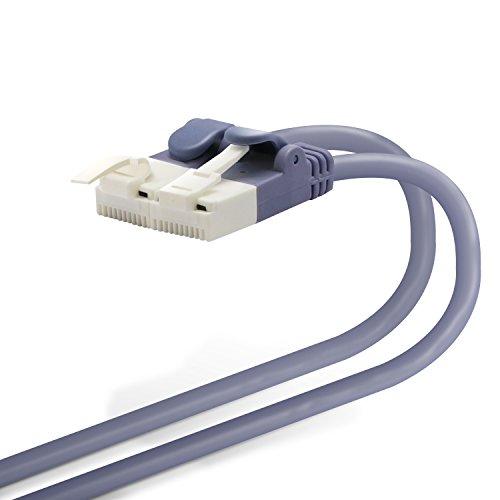 エレコム やわらかLANケーブル CAT6/爪折れ防止/1.5m ブルー LD-GPYT BU15 1個 ELECOM