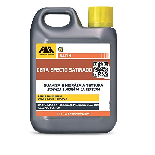 Fila Surface Care Solutions SATIN Cera Protectora Con Efecto Satinado, No Aplica