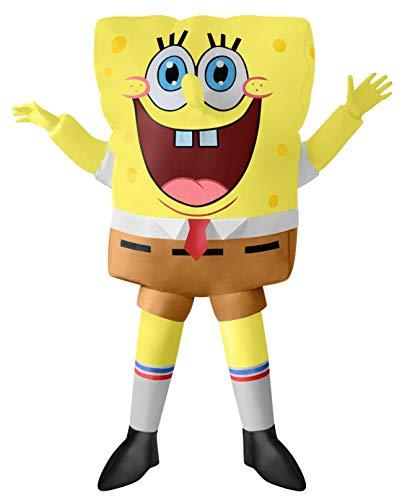 Rubie's Child's Nickelodeon Classic Spongebob Inflatable Costume, One Size