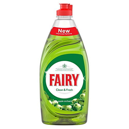 Fairy Clean and Fresh Apple Orchard, 520ml