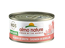 Almo Nature HQS Natural Canned Wet Food