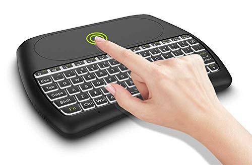 Ovegna D8: Mini teclado inalámbrico Ovegna D8,...