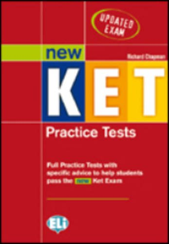 New KET. Practice tests. Con CD Audio. Per le Scuole superiori [Lingua inglese]: Practice Tests (without Keys) + audio CD