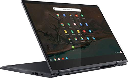 Newest Lenovo Yoga C630 2-in-1 15.6' FHD IPS Multitouch Screen Chromebook w/ 64GB MicroSD Card | Intel Quad Core i5-8250U (Beat i7-7500U) | 8GB DDR4 RAM | 128GB eMMC | WiFi | Chrome OS