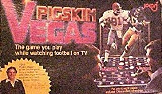 Pigskin Vegas the Game You Play While Watching Football on Tv