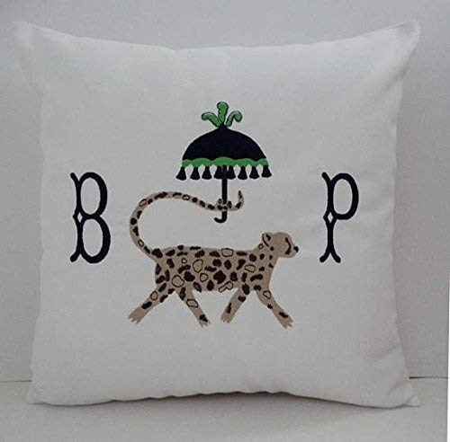 OBA Canvas Co.Welcome Pillow Cover