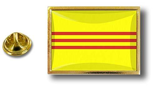 Akacha pin flaggenpin flaggen Button pins anstecker Anstecknadel sammler Vietnam suden