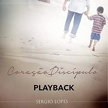 Coração Discípulo (Playback)
