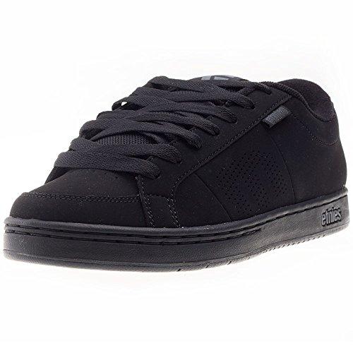 Etnies Kingpin - Zapatillas de skate para hombre, Negro, 43