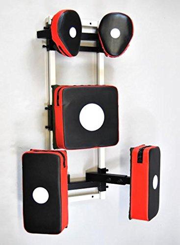 Wandmontierter Schlag-/Kicktrainer