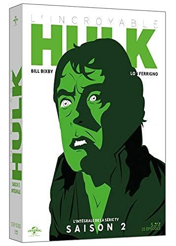 l'incroyable Hulk-Saison 2 [Blu-Ray] [Blu-ray]