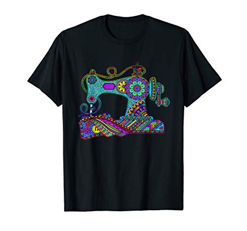 Sewing shirts, quilting shirts, sewing machine T-Shirt