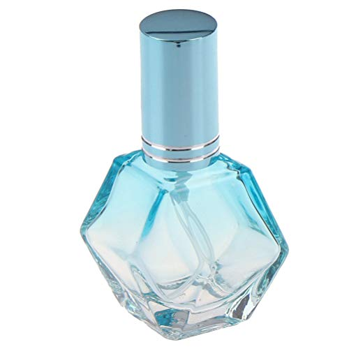 Bloomeet Lot de 1/3 vaporisateurs en verre coloré 10 ml