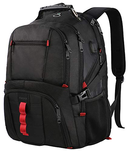 Extra Large Backpack,TSA Friendly Durable Travel Laptop Computer Backpack Gifts...