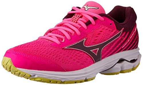 Mizuno Wave Rider 22 Women's Running Shoes - 7.5 Pink