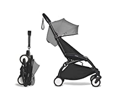 FOR YOUR CHILD, YOYO2 brings a confortable seat cushion, a multi-position reclining backrest for the nap, a secure 5 point harness and Anti-UV fabric (UPF 50+). The 4 wheel suspensions provide unrivaled shock absorption FOR THE PARENTS, YOYO2 brings ...