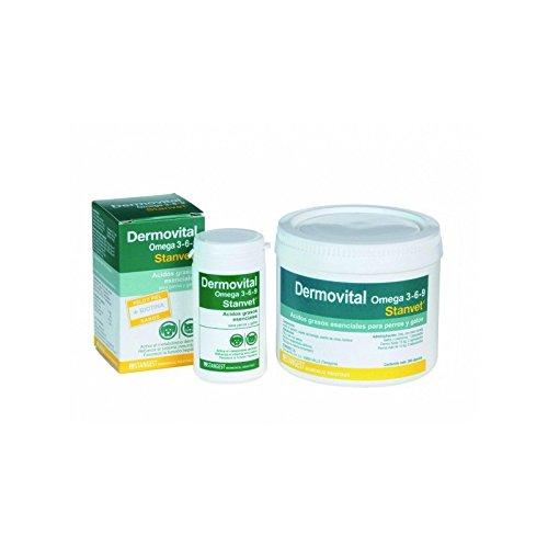 Stanvet 160211 Dermovital Omega 3-6-9-60 Cápsulas