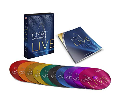 CMA AWARDS LIVE 10 DISC SET
