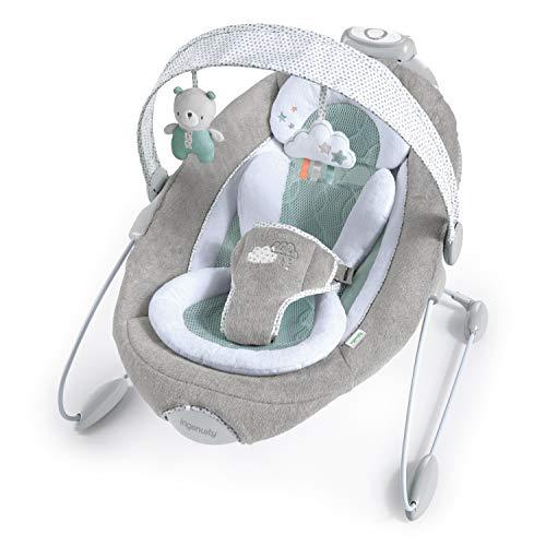 Ingenuity, Hamaca bebé con balanceo automático, Pemberton
