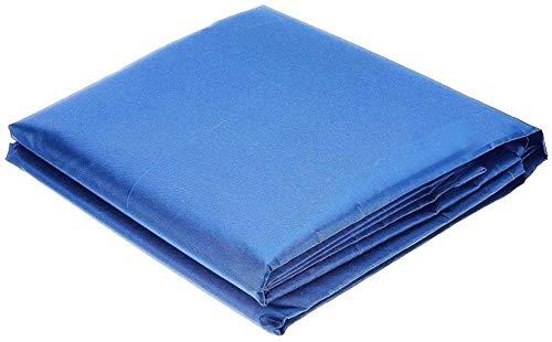 BAOFI 315x160x70cm Cubierta de Muebles de Exterior, Funda Muebles Patio Impermeable, manteles terraza Cubren la respiración de la Cobertura Universal de Oxford para sofás y sillas de Viento Fijo,Blue