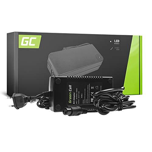 Green Cell® Cargador (29.4V 2A 58W) para Kettler Kreidler K